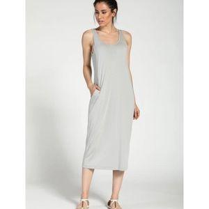 NWT ANTHRO COA Maxi Dress